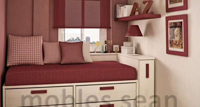Modern Kids Bedroom Ideas Small Space