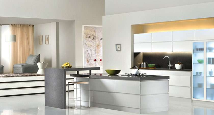 Modern Kitchen Design Prioritizes Efficiency