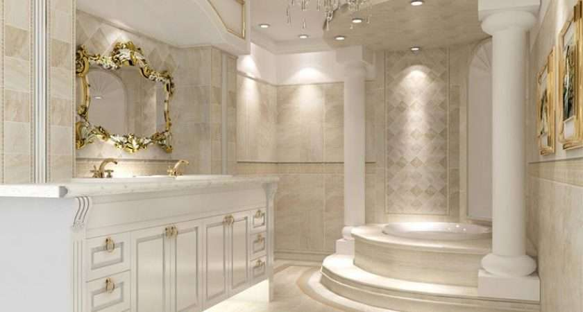 Modern Luxury Bathroom Design Abpho