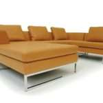 Modern Modular Slim Sofa Simple Model Photos