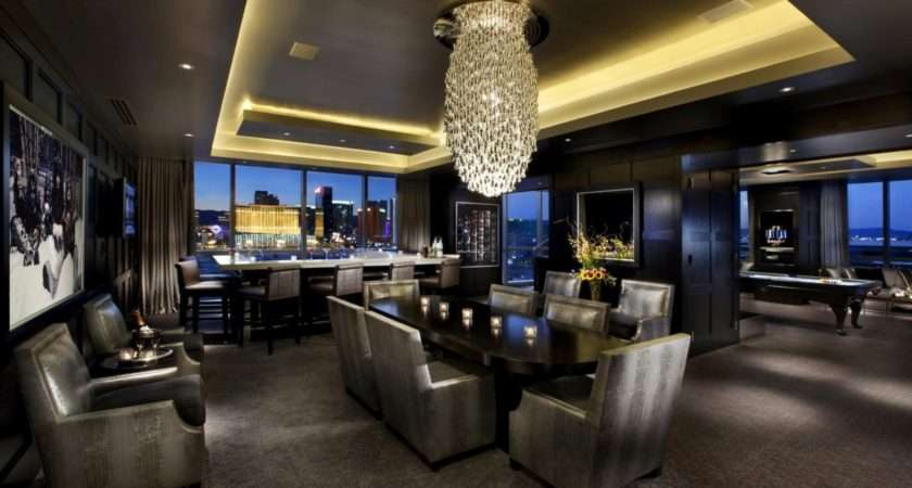 Modern Party Lounge Photography