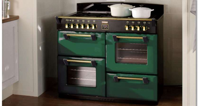 Modern Range Traditional Colours New Cooker News