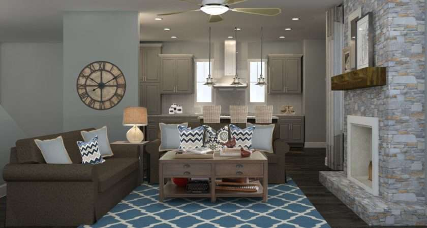 Modern Rustic House Need Different