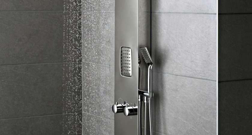 Modern Shower Panel Your Bathroom Bath Decors