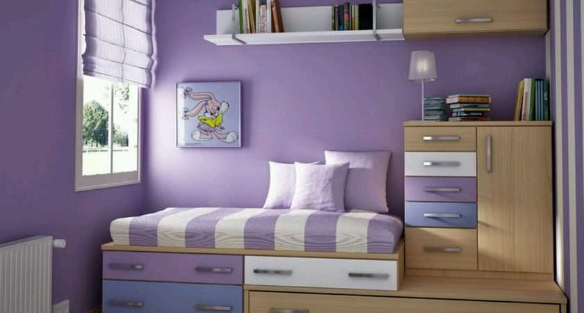 Modern Small Bedrooms Designs Ideas