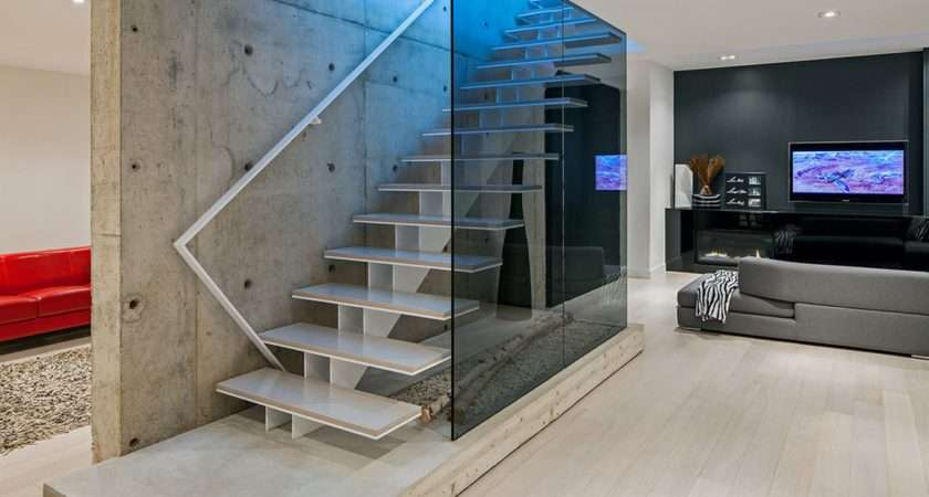 Modern Traditional Stairs Which Right