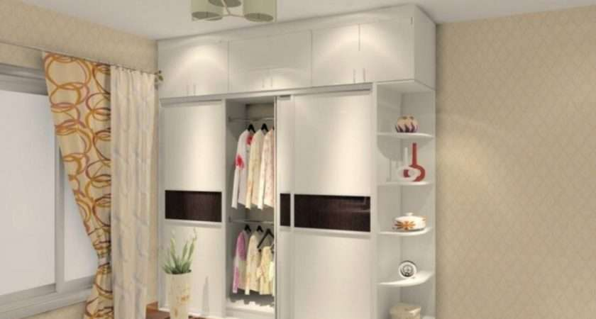 Modern Wardrobe Cabinet Bedroom Cabinets Design