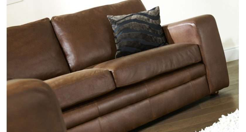 Modular Leather Corner Sofa Cerato