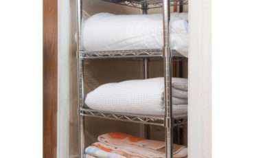 Modular Shelving System Can Used Around Home