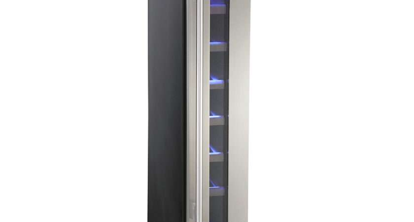 Montpellier Sdx Slimline Wine Cooler Bright
