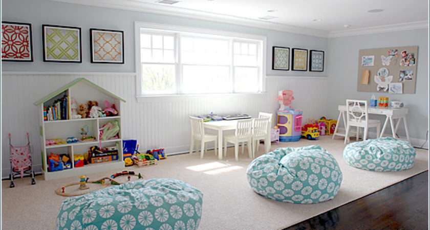 More Amazing Playroom Design Ideas