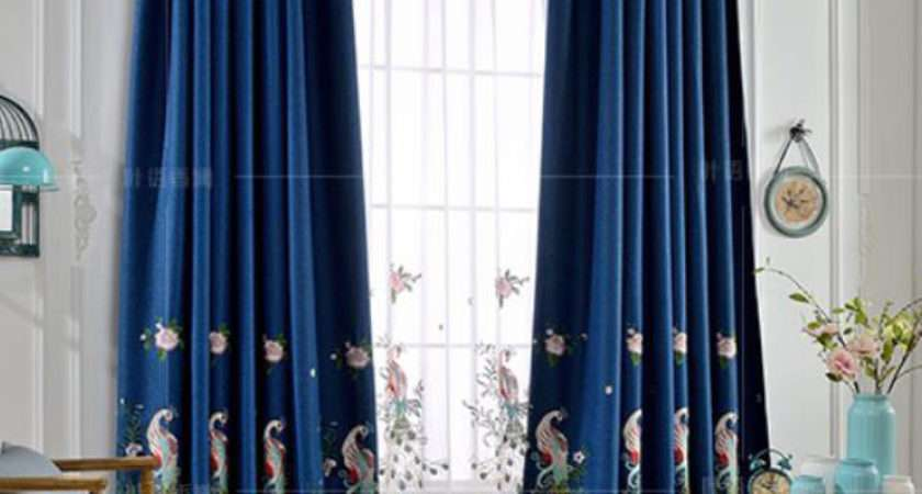 More Great Curtain Options Wicker House