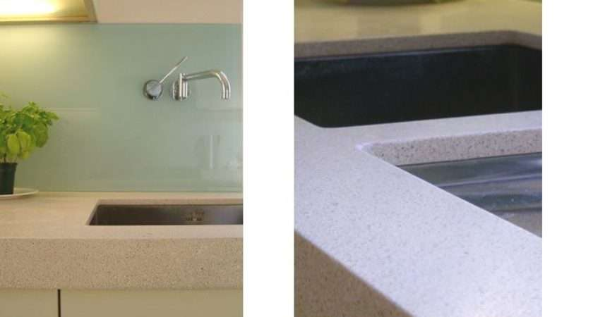 More Recycled Glass Worktops Home Pinterest