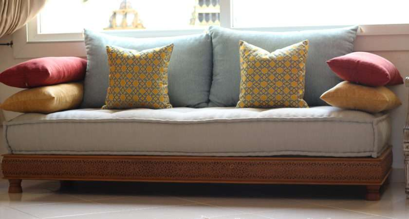 Moroccan Sofa Hand Crafted Sofas Made
