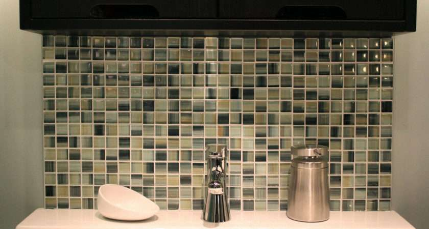 Mosaic Bathroom Tile Design Ideas