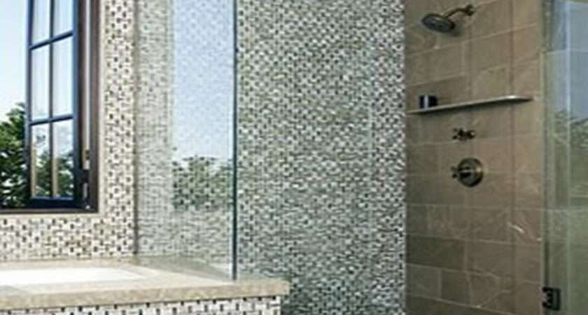 Mosaic Bathroom Tile Ideas Showers Home Improvement