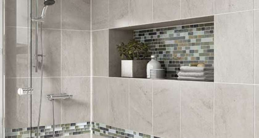 Mosaic Bathroom Wall Tile Ideas