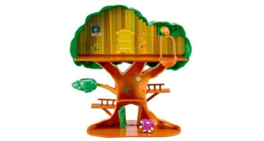 Moshi Monsters Moshling Treehouse Playset Argos