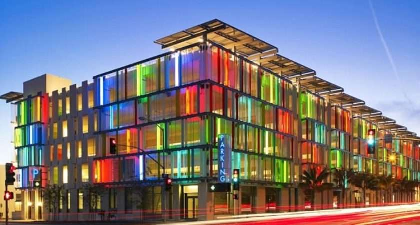 Most Colourful Buildings