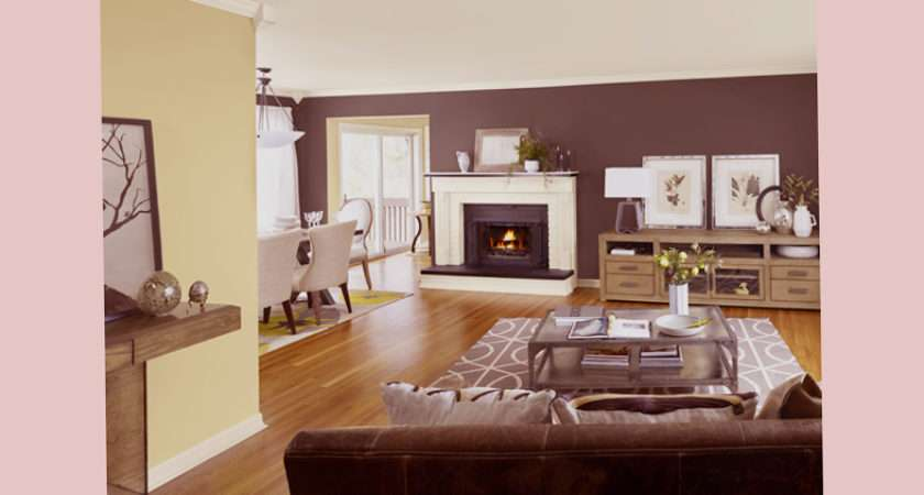Most Popular Neutral Paint Color Living Room