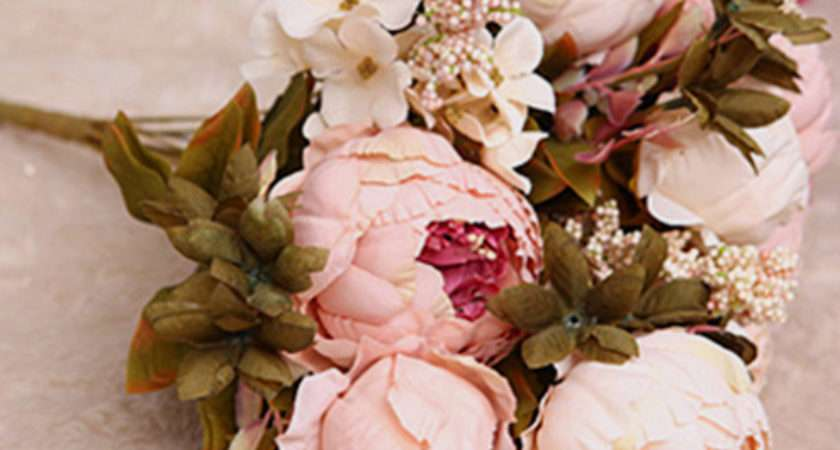 Most Realistic Silk Flowers