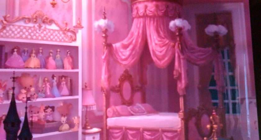 Movie Little Girls Princess Bedrooms