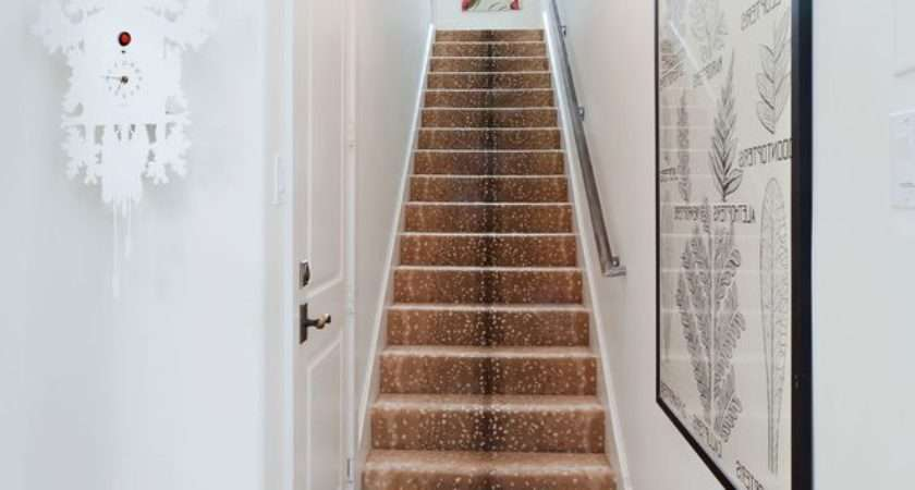 Much Does Cost Carpet Stairs Contemporary