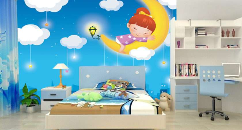 Mural Kids Rooms