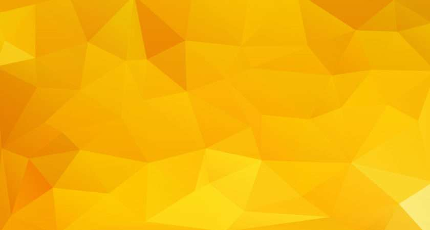 Mustard Color Abstract