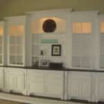 Nancyelizabeth Blog Built Dining Room Cabinets