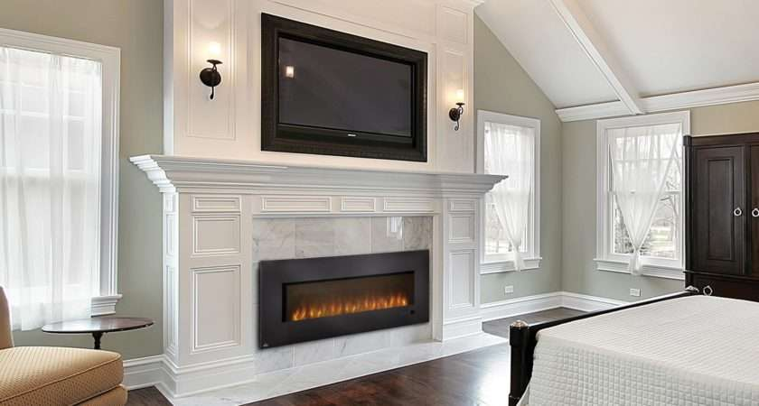 Napoleon Electric Fireplace Insert Glass