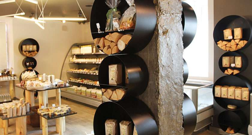 Natural Products Store Frishmann Moscow Retail Design Blog