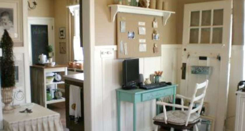 Neat Home Office Nooks Decorating Design Ideas Interior