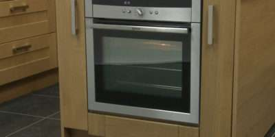 Neff Built Electric Single Oven Stainless Steel