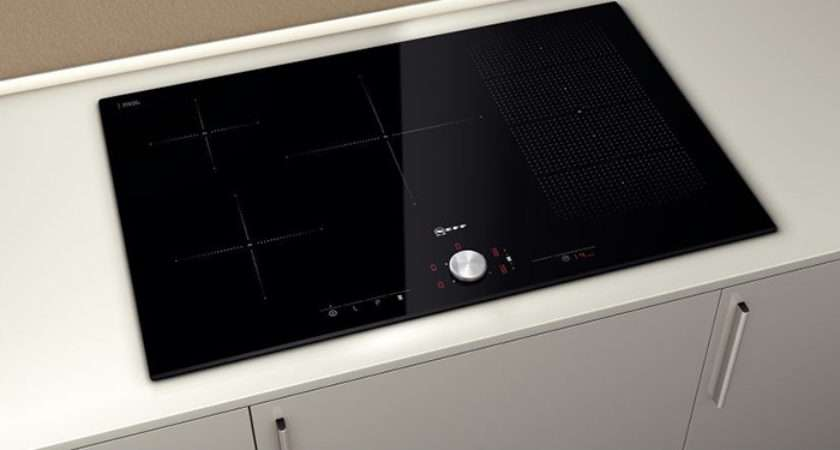 Neff Electric Induction Hob Zones