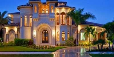 Neoclassical House Styles Design