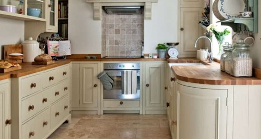 Neutral Kitchen Feature Plate Rack Step Inside