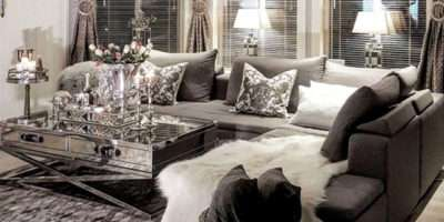 Neutral Living Room Ideas Earthy Gray Rooms