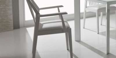 Neve Dining Chair Arms Chairs Contemporary Furniture
