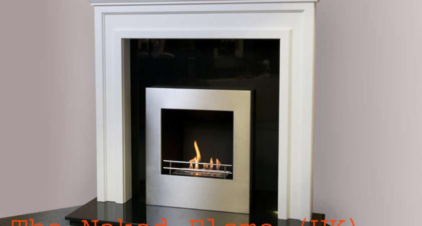 New Bio Ethanol Inset Fires Flueless Revive Fire