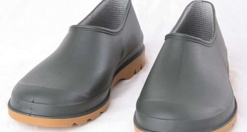 New Briers Traditional Green Garden Shoes
