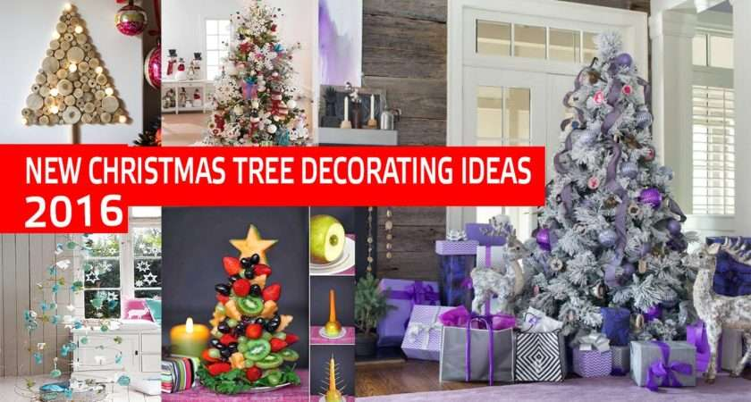 New Christmas Tree Decorating Ideas Youtube