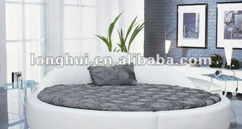New Design Bed Round Shaped Low Prices Buy