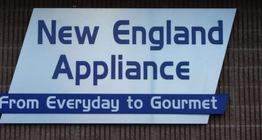 New England Appliance Foto Apparaten Albany