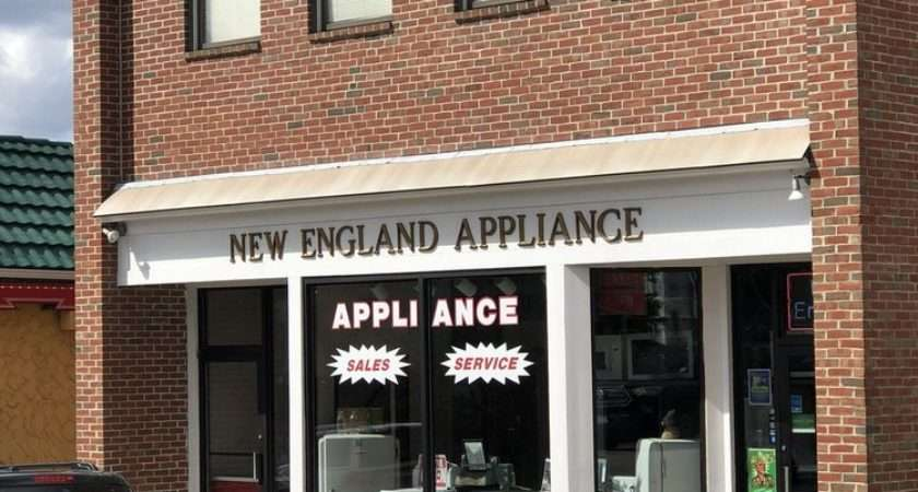 New England Appliance Sales Service Vendita