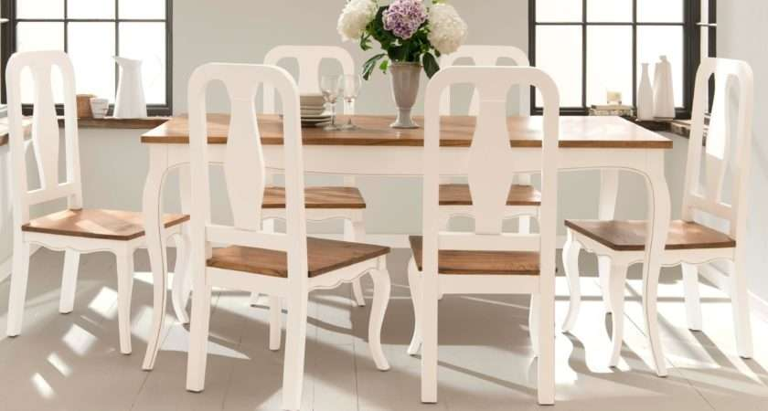 New French Dining Table Set