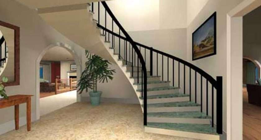 New Home Designs Latest Luxury Interiors Stairs Ideas