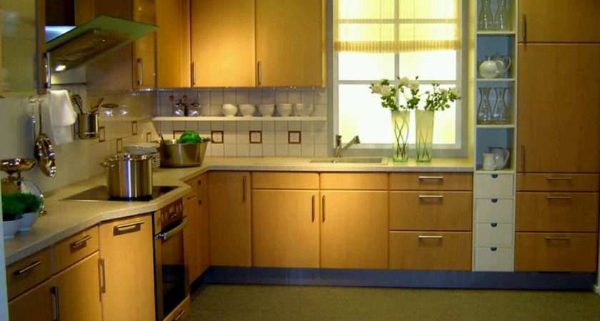 New Home Designs Latest Modern Kitchen Cabinets