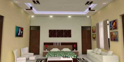 New Latest Pop Ceiling Design Hall Home Combo