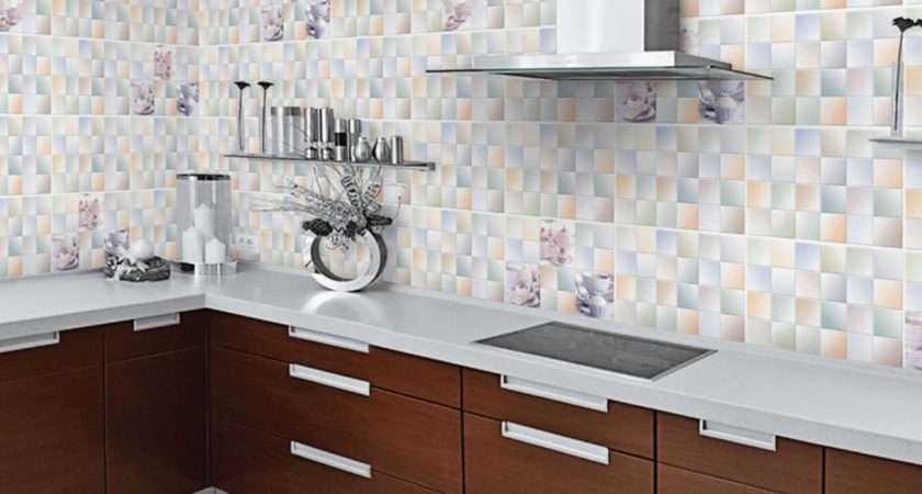 New Modern Kitchen Wall Tiles Ideas Saura Dutt